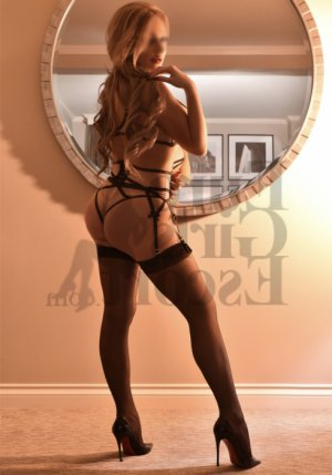 Hilary escorts service in Richmond